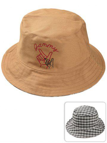 Trendy Multifunctional Reversible Bucket Sun Hat