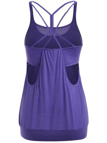 Trendy Strappy Open Back Camis