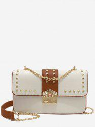 Vintage Rivet Mini Shoulder Bag -