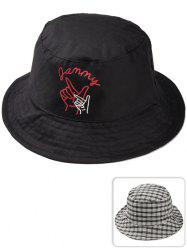 Multifunctional Reversible Bucket Sun Hat -