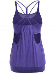 Strappy Open Back Camis -