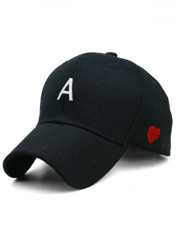 Affordable Sweetheart Embroidery Adjustable Baseball Hat