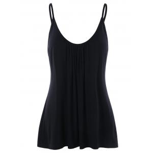 Lace Insert Back Camisole -