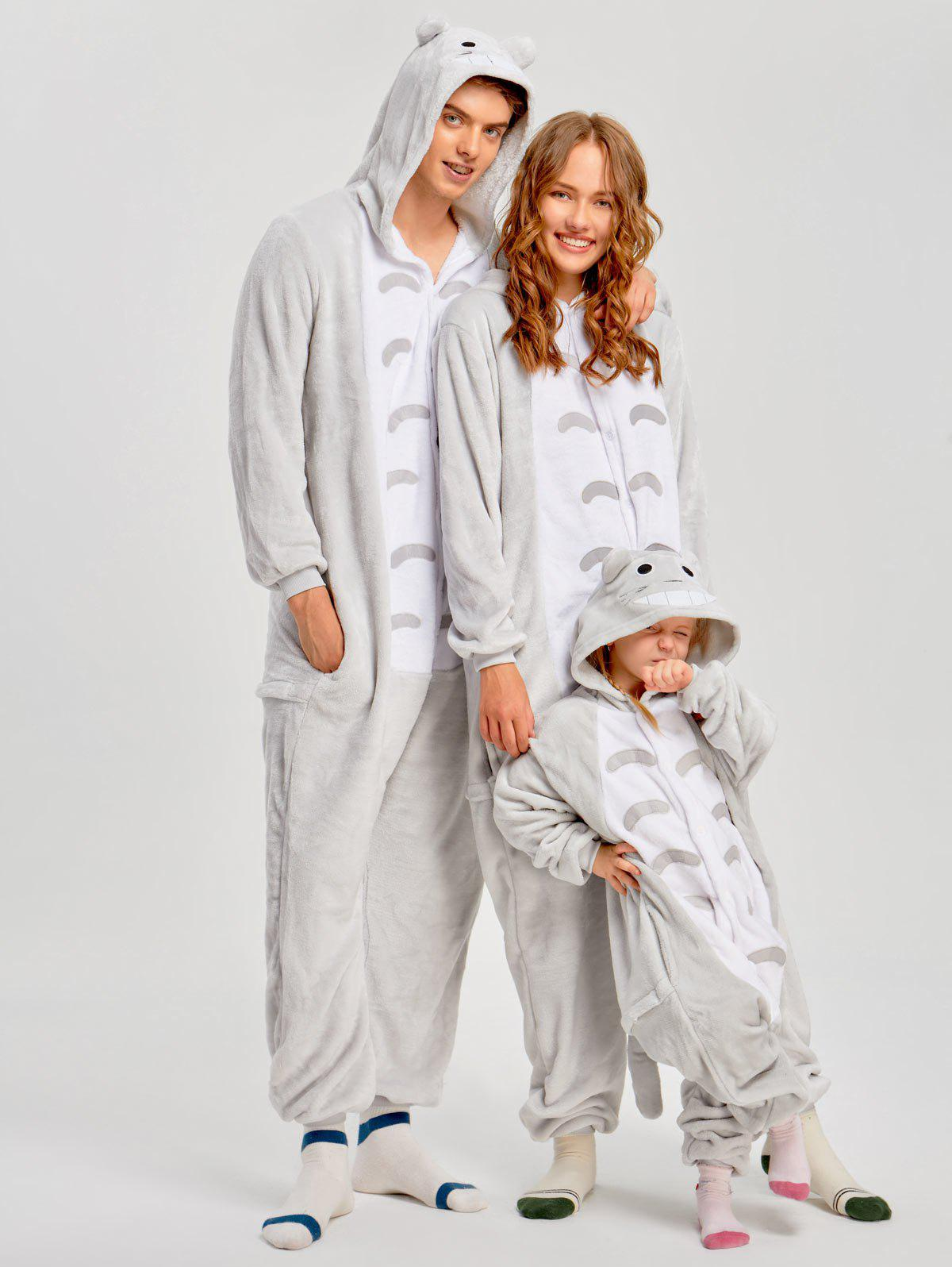Discount Christmas Cut Cat Animal Onesie Pajama