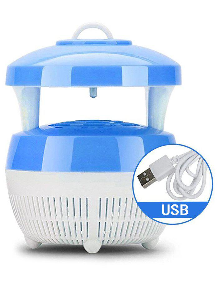Outfit USB Suction Radiationless Photocatalysis Mosquito Killer Lamp