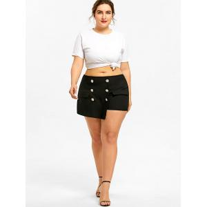 Short Militaire Grande-Taille -