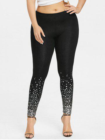 Patterned Leggings Free Shipping Discount And Cheap Sale Awesome Plus Size Patterned Leggings