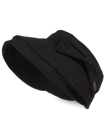 Buy Outdoor Bowknot Open Top Foldable Sun Hat