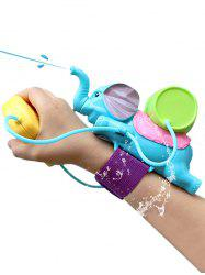 Elephant Shape Water Wrist Mount Gun Toy -
