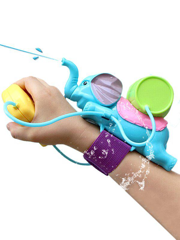 Fashion Elephant Shape Water Wrist Mount Gun Toy