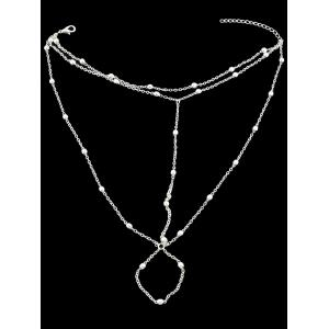 Small Bells Decorations Anklet Toe Chain Link -