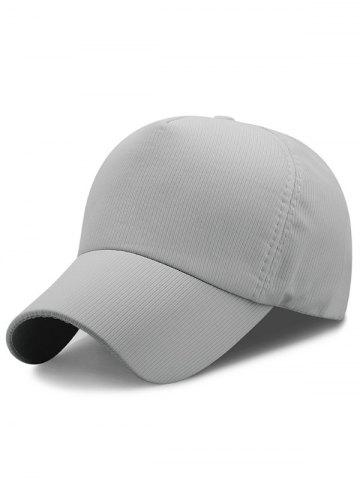 Chic Solid Color Adjustable Graphic Hat