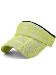 Outdoor Open Top Baseball Visors Hat -