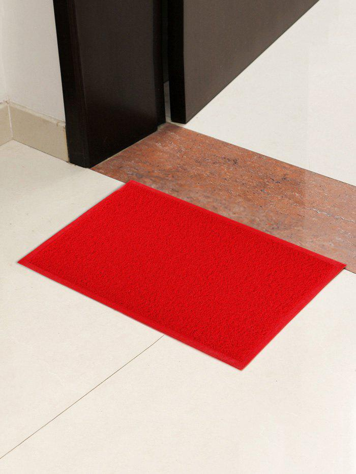 Fashion Anti-skid Dust Removal PVC Door Mat