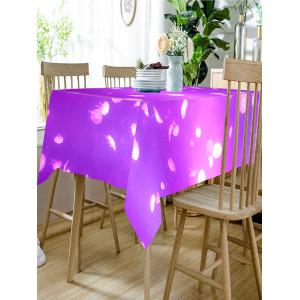 Small Jellyfish Printed Table Cover -