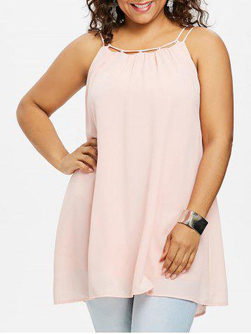 Buy Plus Size Flowy Strappy Tank Top