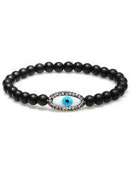 Unique Evil Eye Beaded Bracelet -