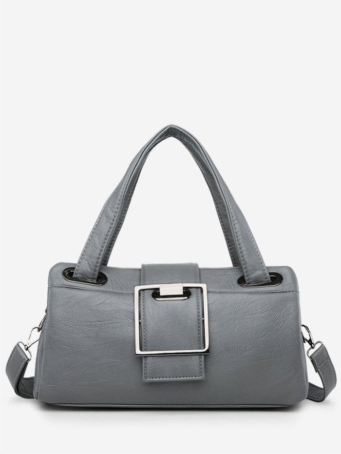 Outfit PU Leather Minimalist Large Capacity Tote Bag