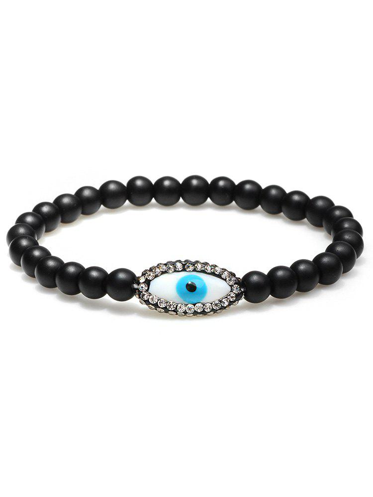 Shop Unique Evil Eye Beaded Bracelet