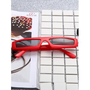 Anti Fatigue Small Rectangle Driving Sunglasses -