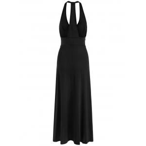 Racerback Low Cut - Maxi robe -