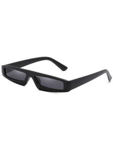 Affordable Anti Fatigue Small Rectangle Driving Sunglasses