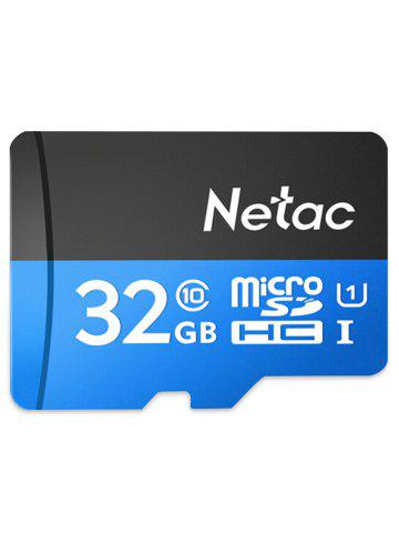 Latest Netac P500 Micro SDHC High Speed Flash Memory Card 32GB