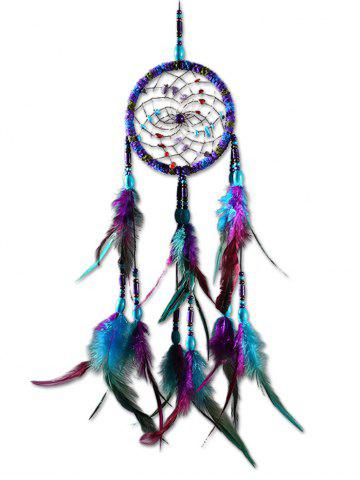 Outfits Ethnic Style Feather Beads Dreamcatcher Wall Hanging