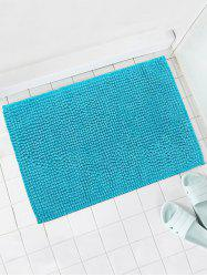 Anti-skid Water Absorption Chenille Bathroom Mat -