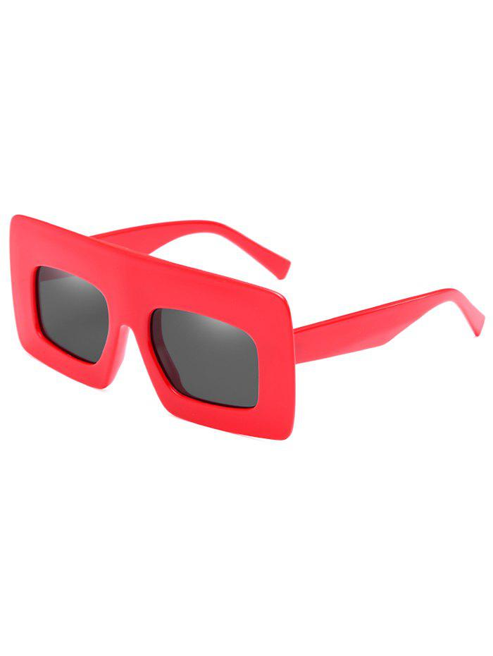 New Unique Wide Frame Sun Shades Sunglasses