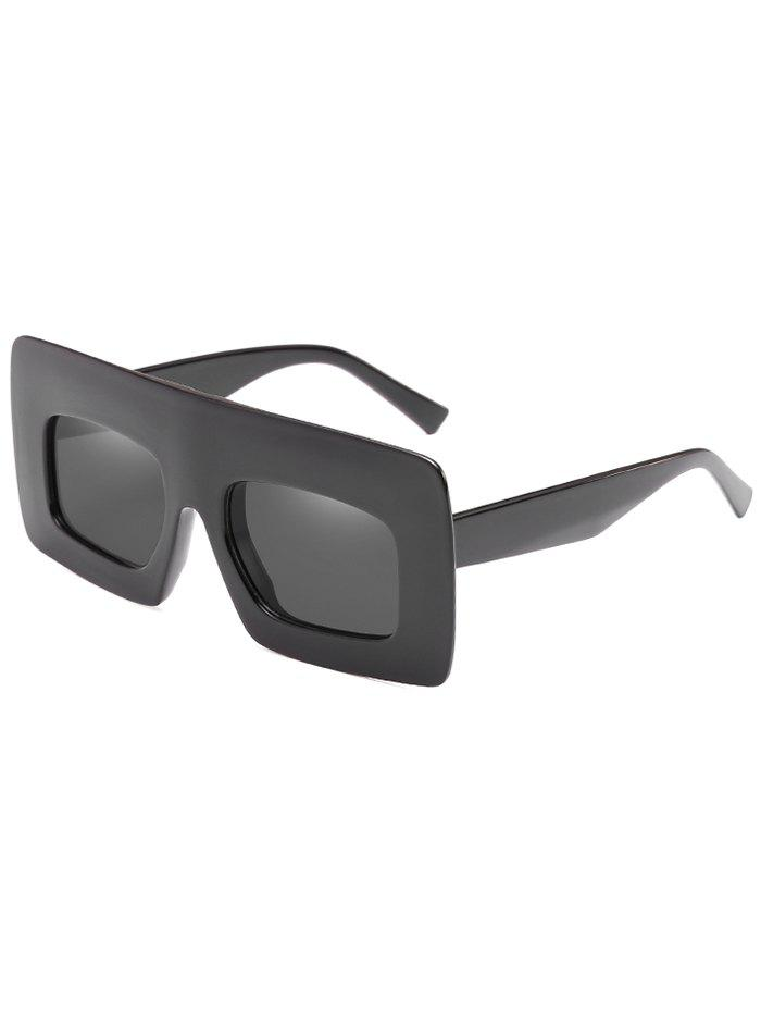 Trendy Unique Wide Frame Sun Shades Sunglasses