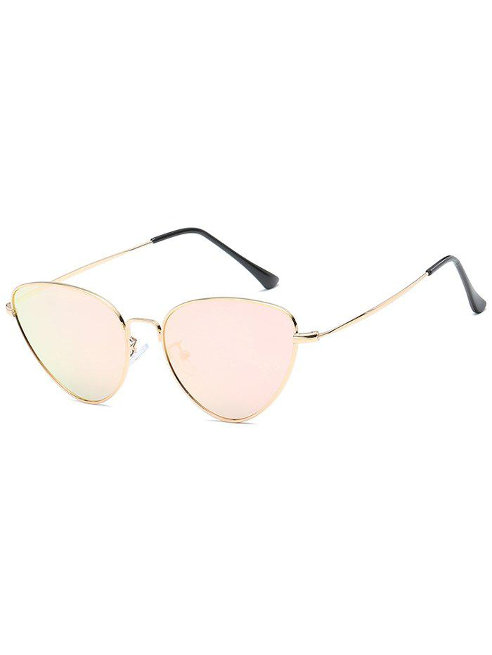 New Vintage Metal Full Frame Catty Sunglasses