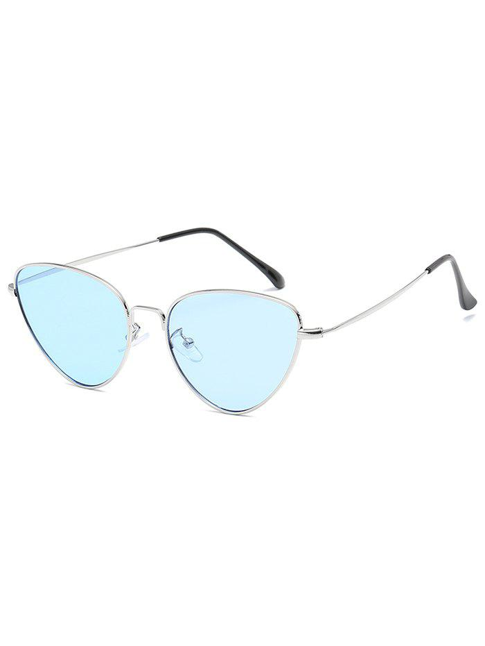 eb6c100ac1 Outfit Vintage Metal Full Frame Catty Sunglasses