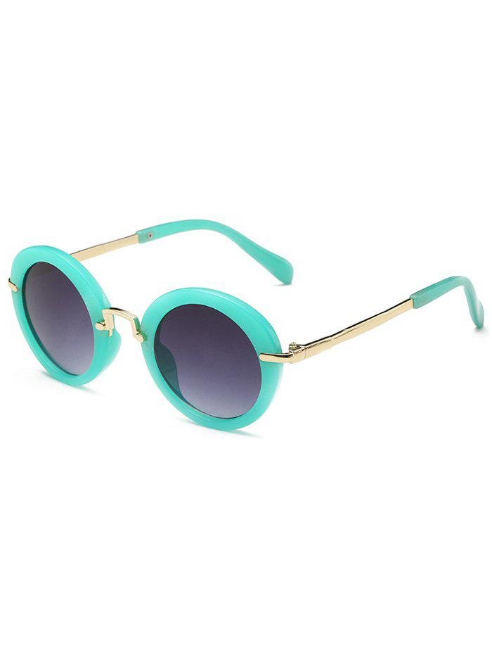 Shops Vintage Full Frame Flat Lens Oval Sunglasses