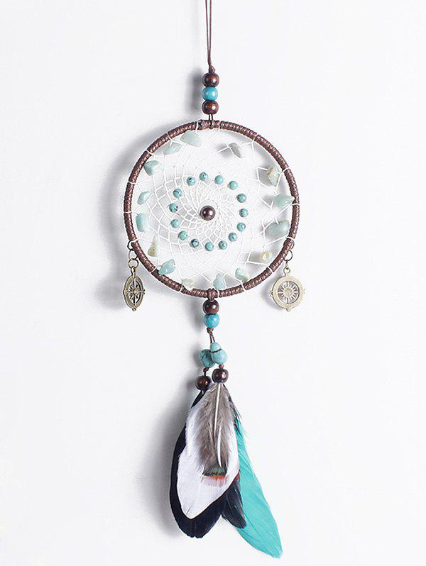 Best Beads Feathers Handmade Wall Hanging Dreamcatcher