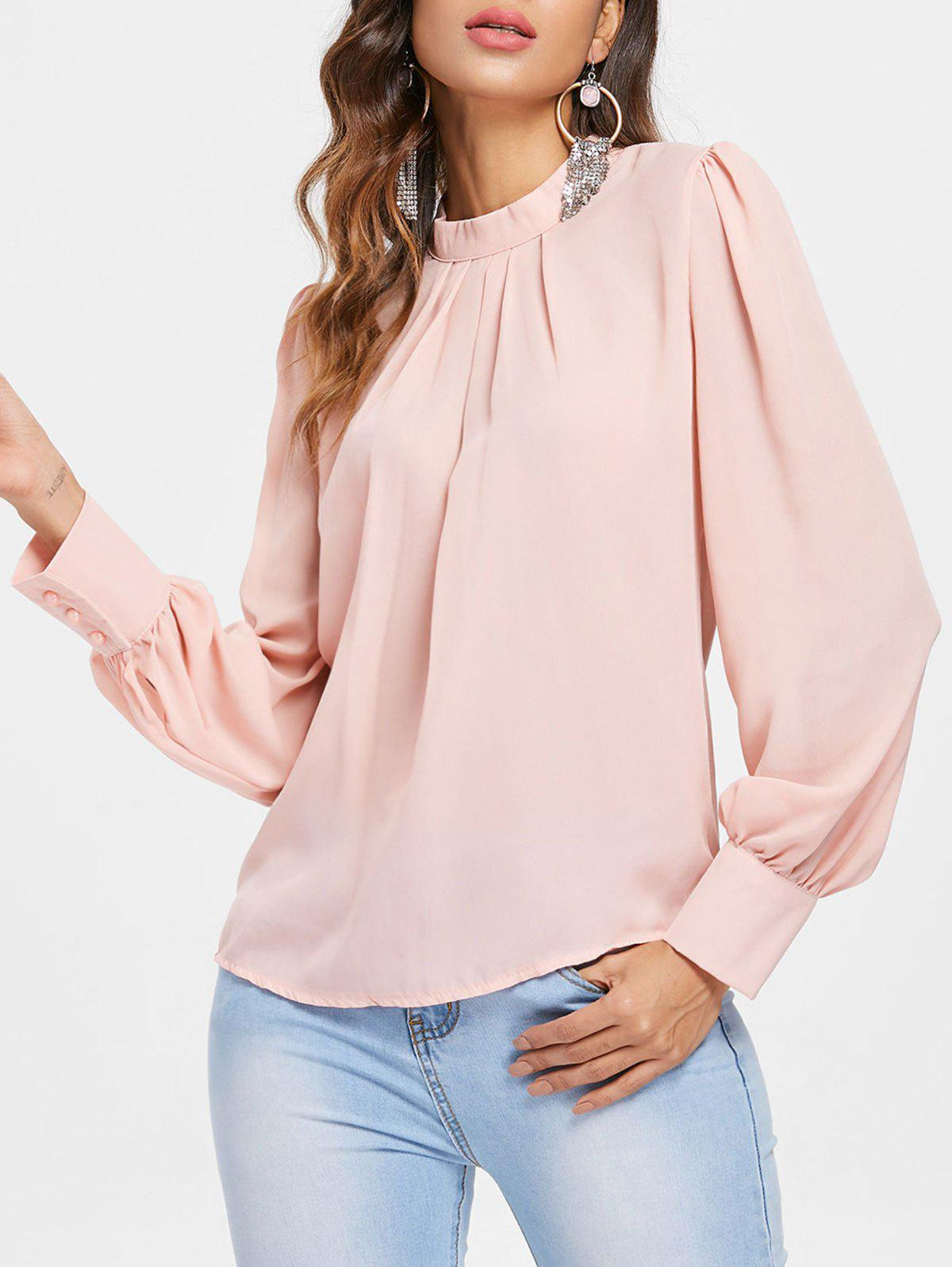 Unique Chiffon Top