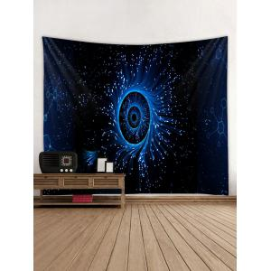 Wall Hanging Decoration Starry Eye Print Tapestry -