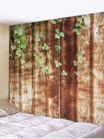 Outfits Wall Hanging Art Vine Leaf Print Tapestry