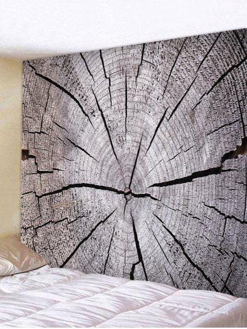 Shop Wall Hanging Art Tree Growth Ring Print Tapestry