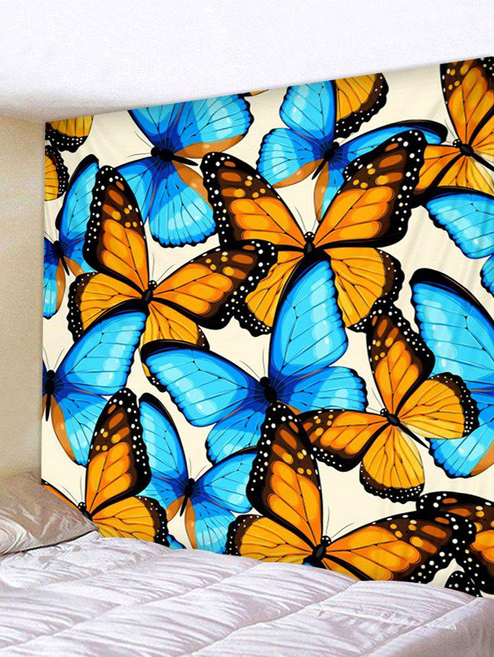 Buy Wall Hanging Art Butterfly Print Tapestry
