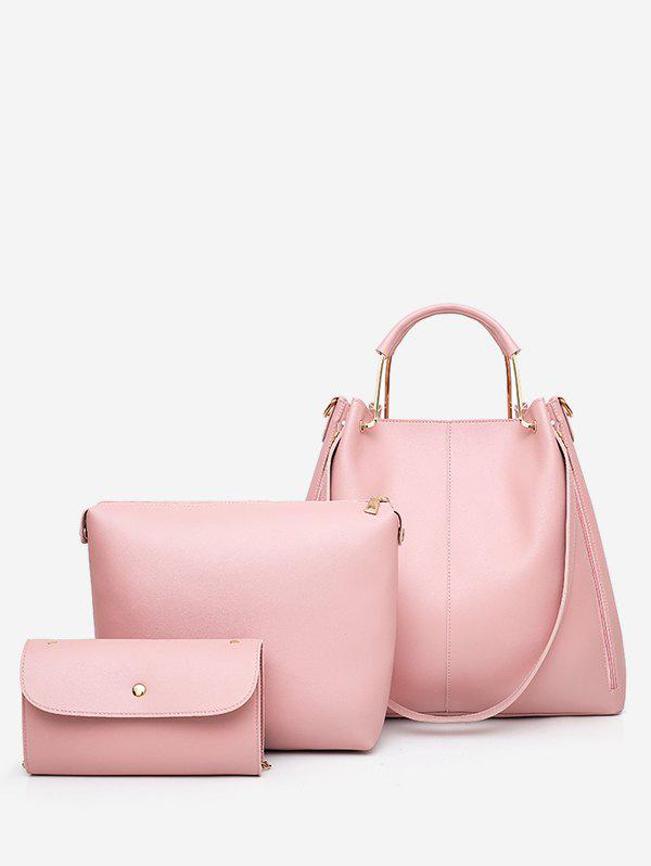 5d60d59ecb3f 2019 3 Pieces Casual Holiday Minimalist Tote Bag Set