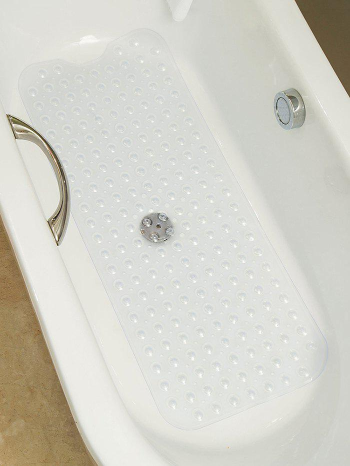 Buy PVC Bathtub Massage Bath Mat with Suction Cups