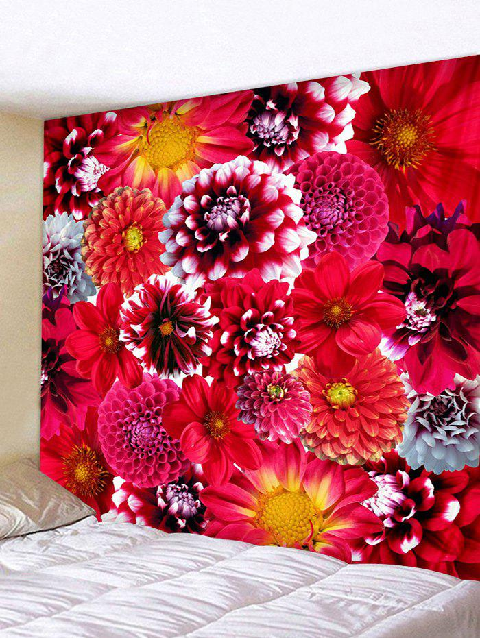 Sale Wall Hanging Art Flowers Blossom Print Tapestry