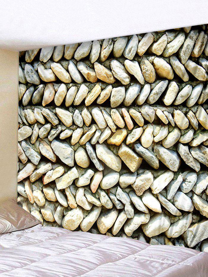 Sale Wall Hanging Art Stones Wall Pattern Tapestry
