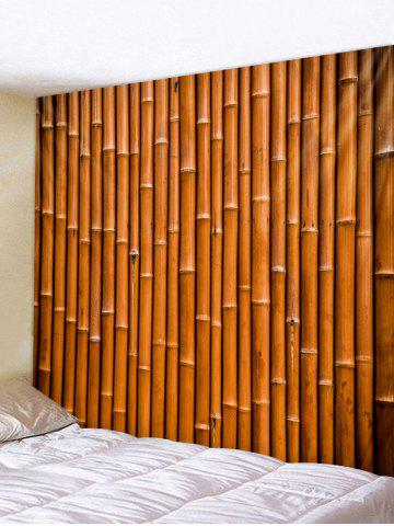 Best Bamboo Pattern Tapestry Hanging Decor