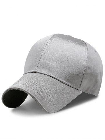 Latest Simple Line Embroidery Shimmer Shine Baseball Cap