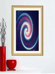 Vortex Starry Night Wall Sticker for Bedrooms -