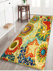 Bohemian Style Home Decor Are Rug -