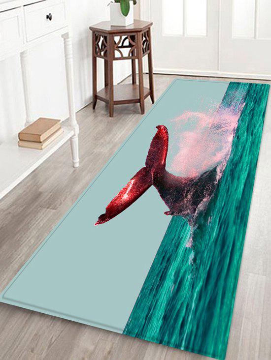 Online Naughty Shark Home Decor Area Rug