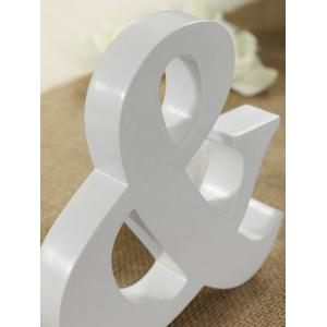 Mr and Mrs Wooden Signs Wedding Decor -